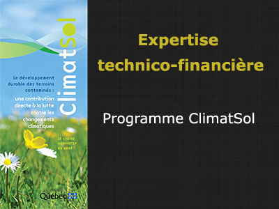 Technico-financiere